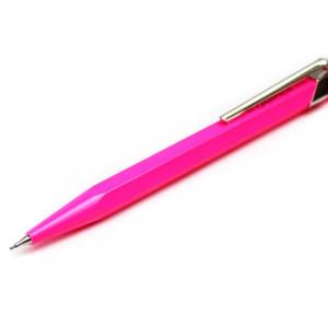Lapiseira 0.7mm Caran D'Ache Rosa Fluorescente