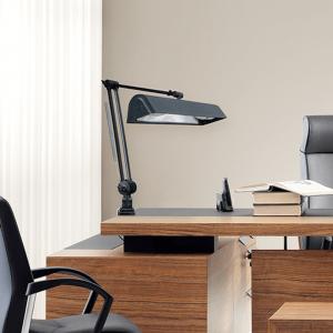Luminária Para Mesa de Desenho ILUTEC 271 Preta