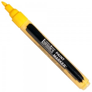 Marcador Liquitex Paint Marker 4mm 4620163 Cadmium Yellow Deep Hue
