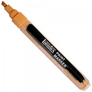 Marcador Liquitex Paint Marker 4mm 4620330 Raw Sienna