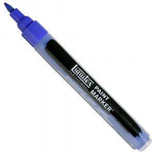 Marcador Liquitex Paint Marker 4mm 4620381 Cobalt Blue Hue