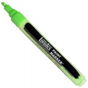 Marcador Liquitex Paint Marker 4mm 740 Vivid Lime Green