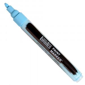 Marcador Liquitex Paint Marker 4mm 770 Light Blue Permanent