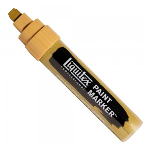 Marcador Liquitex Paint Marker 15mm 4610530 Bronze Yellow
