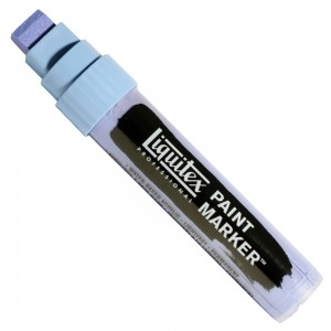 Marcador Liquitex Paint Marker 15mm 4610680 Blue Violet