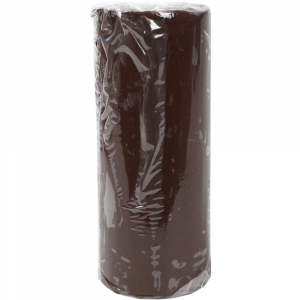 Massa Plastilina Para Escultura Corfix 500g 354 Dark Chocolate