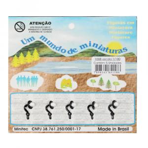 Miniatura de Andarela 1/100 1008 Minitec 05 peças