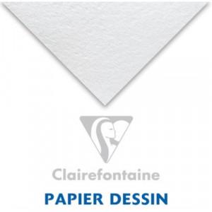 Papel Para Desenho Dessin 50x65cm 224g/m² Clairefontaine