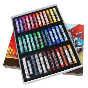 Pastel Seco Koh-I-Noor Extra Soft 36 cores 8555