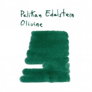 Tinta Edelstein Pelikan Para Caneta Tinteiro Olivine