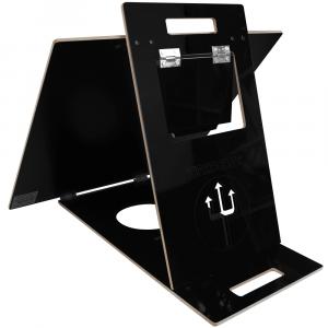 Prancheta Portátil Articulada Trident A3 Black