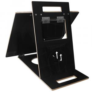 Prancheta Portátil Articulada Trident A4 Black