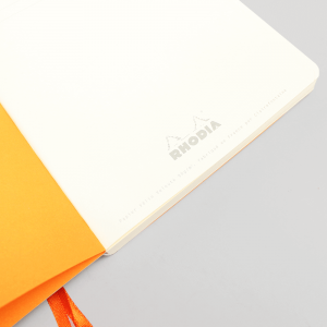 Caderno Goalbook Rhodia Turquoise