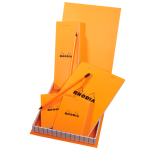 The Essential Box Rhodia Orange