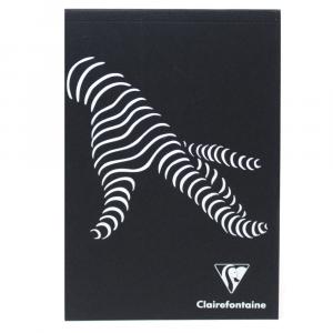 Bloco Sketch Creation Capa Preta A4 Clairefontaine