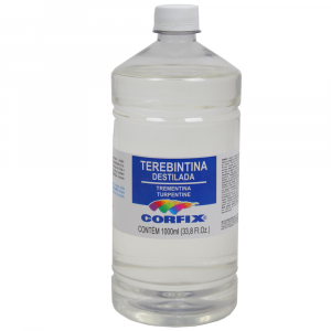 Terebintina Destilada Corfix 1000ml