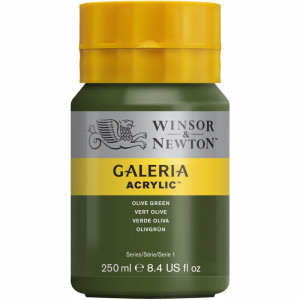 Tinta Acrílica Galeria Winsor & Newton 250ML 447 Olive Green