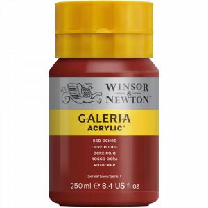 Tinta Acrílica Galeria Winsor & Newton 250ML 564 Red Ochre