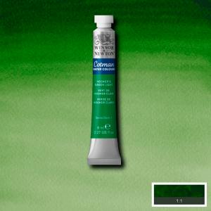 Aquarela Cotman W&N Tubo 8ml 314 Hooker's Green Light
