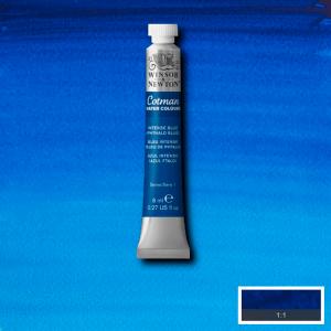 Aquarela Cotman W&N Tubo 8ml 327 Intense Blue (Phthalo Blue)