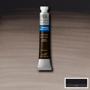Aquarela Cotman W&N Tubo 8ml 331 Ivory Black