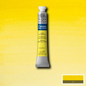 Aquarela Cotman W&N Tubo 8ml 346 Lemon Yellow Hue