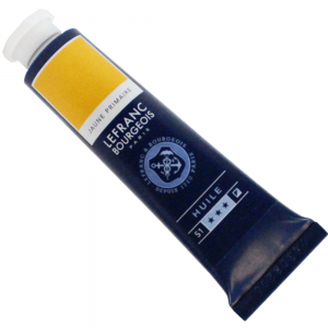 Tinta Óleo Fine Lefranc & Bourgeois 40ml 153 Primary Yellow