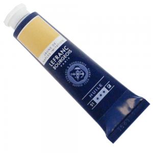 Tinta Óleo Fine Lefranc & Bourgeois 40ml 190 Naples Yellow Hue