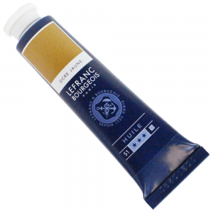 Tinta Óleo Fine Lefranc & Bourgeois 40ml 302 Yellow Ochre