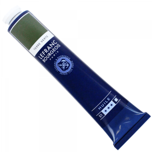 Tinta Óleo Fine Lefranc & Bourgeois 150ml 483 Earth Green