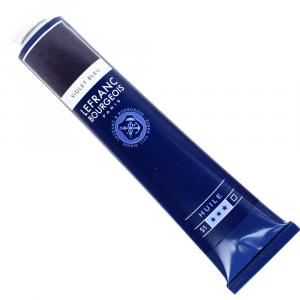 Tinta Óleo Fine Lefranc & Bourgeois 150ml 604 Blue Violet