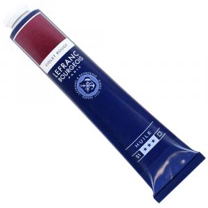 Tinta Óleo Fine Lefranc & Bourgeois 150ml 618 Red Violet