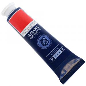 Tinta Óleo Fine Lefranc & Bourgeois 40ml 799 Cadmium Red Light Hue