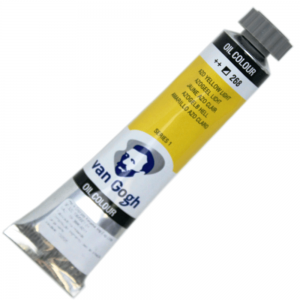 Tinta Óleo Van Gogh 20ml 268 Azo Yellow Light