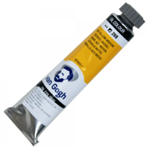 Tinta Óleo Van Gogh 20ml 269 Azo Yellow Medium