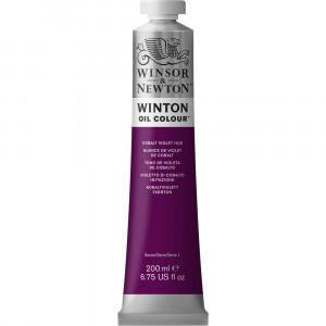 Tinta Óleo Winton 200ml Winsor & Newton 194 Cobalt Violet Hue