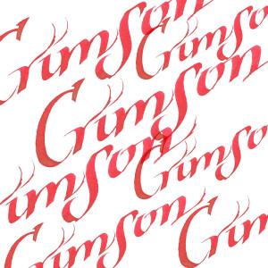 Tinta Para Caligrafia Winsor & Newton 30ml Crimson