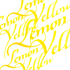 Tinta Para Caligrafia Winsor & Newton 30ml Lemon Yellow