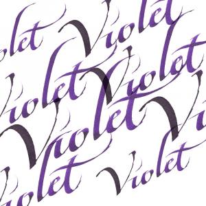 Tinta Para Caligrafia Winsor & Newton 30ml Violet