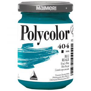 Tinta Acrílica Polycolor Maimeri 140ml 404 King's Blue