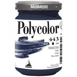 Tinta Acrílica Polycolor Maimeri 140ml 443 Violet
