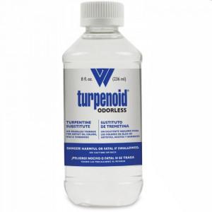 Turpenoid Odorless 236ml Weber Art
