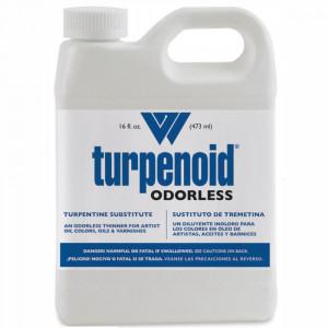 Turpenoid Odorless 473ml Weber Art