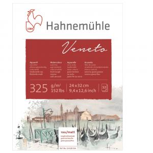 Bloco Para Aquarela Veneto Hahnemühle 24x32cm