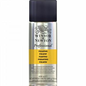 Verniz Spray Para Técnicas Secas Winsor & Newton 400ml (Fixativo)
