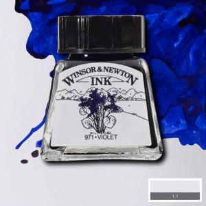 Tinta para Desenho Winsor & Newton 14ml Violet 688