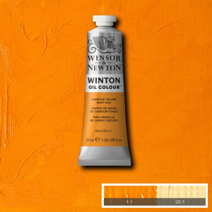 Tinta Óleo Winton 37ml 115 Cadmium Yellow Deep Hue