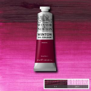 Tinta Óleo Winton 37ml 380 Magenta