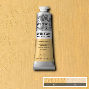 Tinta Óleo Winton 37ml 422 Naples Yellow Hue