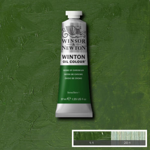 Tinta Óleo Winton 37ml 459 Oxide Of Chromium